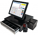 Retail POS System - Package C (Convenience & Grocery Store, High Volume Retail - with Scanner)