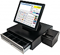 "Tablet POS System 15"" - Package B (Cafe, Restaurant, Fast Food, Hospitality)"