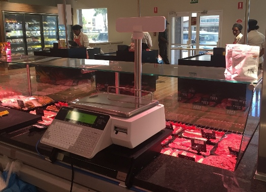 Madang Butchery Scale and POS System